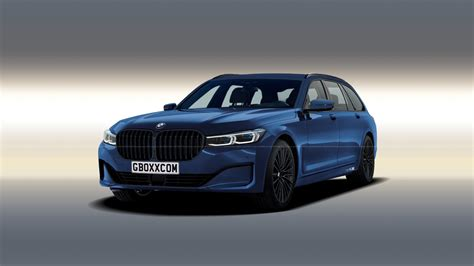 Bmw En 2020 by 2020 Bmw 7 Series Facelift Imagined As Wagon And Cabrio