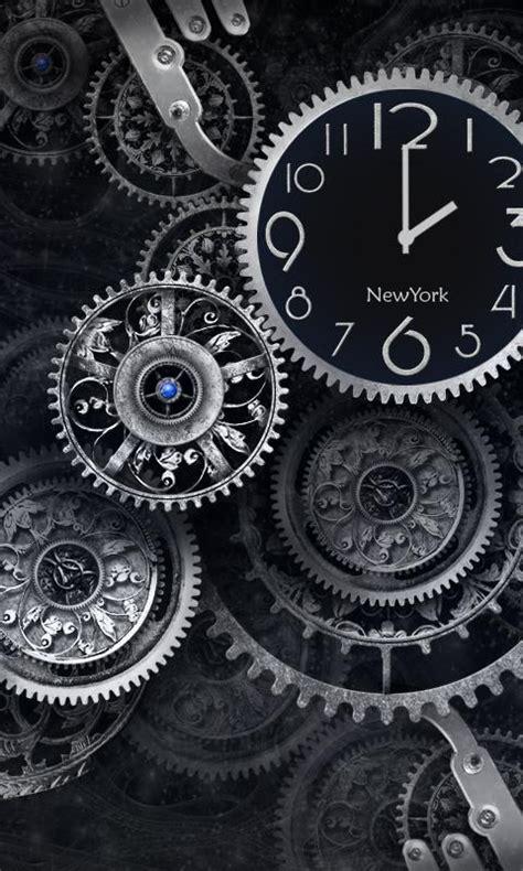 google wallpaper clock black clock live wallpaper hd android apps on google play