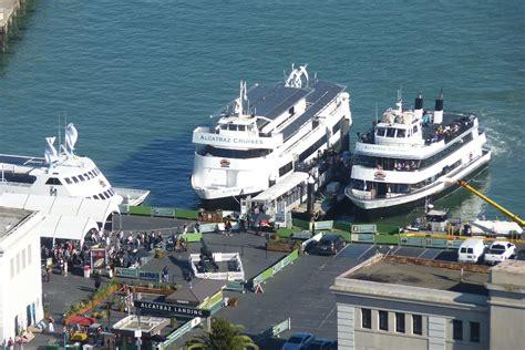 san francisco map pier 33 panoramio photo of alcatraz ferry dock at pier 33 in san