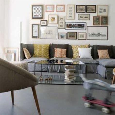deko salon d 233 co salon gris les plus belles photos c 244 t 233 maison