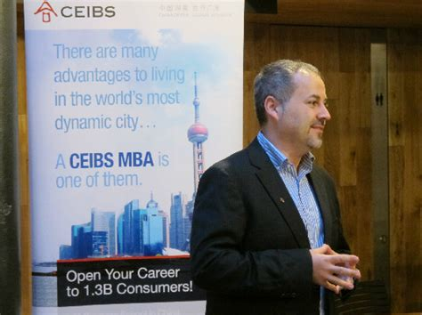 Ceibs Mba Scholarship by Ceibs Archives 187 Touch Mba