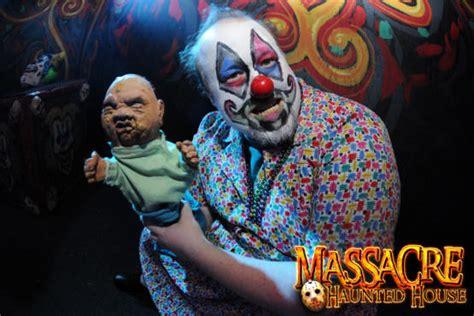 the massacre haunted house the massacre haunted house