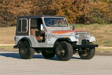 jeep cj fast lane classic cars