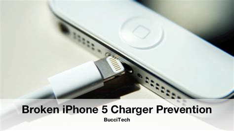 apple iphone 5s charger not working broken iphone 5 charger prevention