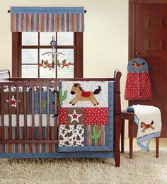 Country Crib Bedding Country Bedding Crib Bedding Idea Cowboy Rodeo Roundup Nurseri Babi Cribs