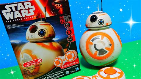 Remote Bb 8 Droid Wars wars bb 8 droid remote exclusive awakens spherical rc unboxing review