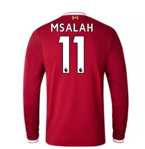 Best Seller Jaket Hoodie Assasin Liverpool Bola Murah Keren Grosir Dis 2017 18 liverpool home sleeve shirt m salah 11 for only c 131 99 at