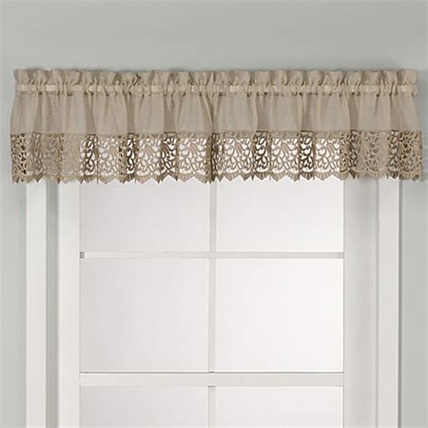 bed bath beyond valances bali valance bed bath beyond