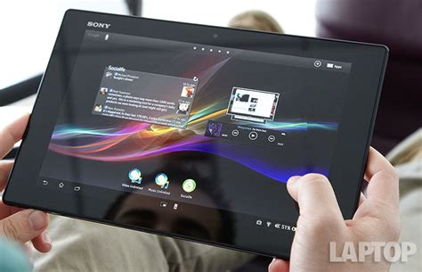Tablet Sony Z Di Indonesia sony xperia tablet z review tablet reviews