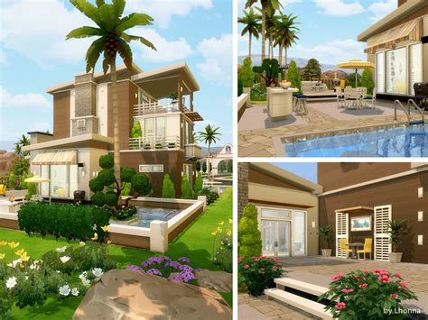 sims 4 houses summer dream house sims 4 houses
