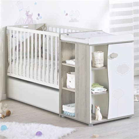 lit bebe evolutif aubert chambre evolutive pour bebe aubert famille et b 233 b 233