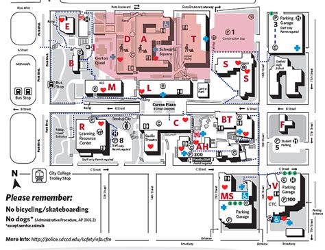 san jose state map of cus san jose city college map of cus 28 images go biz to