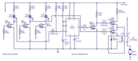 2 3 at the integrated circuit level what are the three principal constituents of a computer system a simple automatic water level controller and indicator circuit simple remote circuit