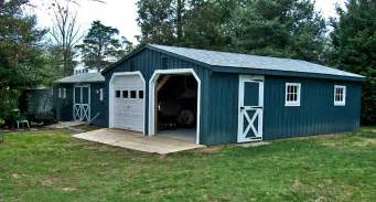 Small Homes With 2 Car Garage On Foundation by 2 Car Prefab Garages Prefab Two Car Garage Horizon