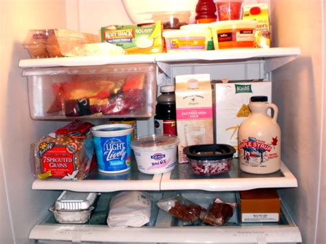 Tofu Shelf by Fridge Eat Live Run