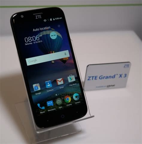 Hp Zte Grand X3 who needs a flagship zte and lg leading the way for