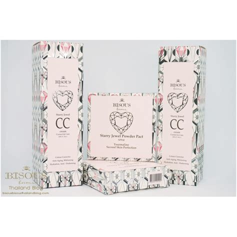 Bisous Bisous Starry Cc Correct Care Spf 37 Pa 1 Lig bisous starry cc spf 37 pa 1 light beige korean lens