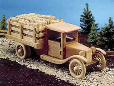 wood toy truck patterns popular toy project