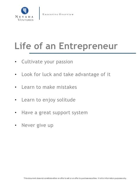Unr Programs Mba Tuition by Entrepreneurship Class Unr Mba Program