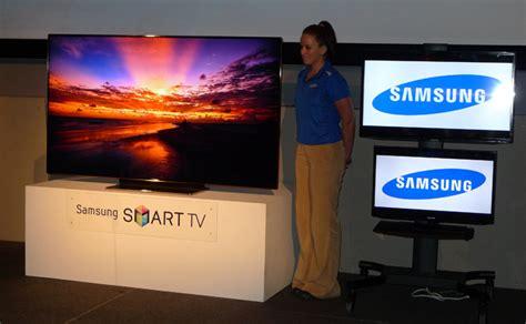 samsung unveils 75 inch hdtv satellite television tech other info