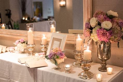 Wedding Ceremony Table by Gorgeous Guest Book Table Dinner Reception