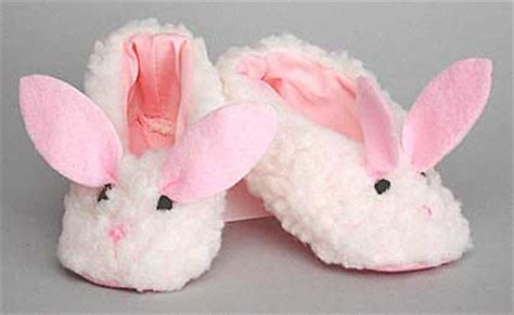 bunny house shoes fuzzy bunny slippers jpg 406 215 250 sf cing secret room pinterest bunny
