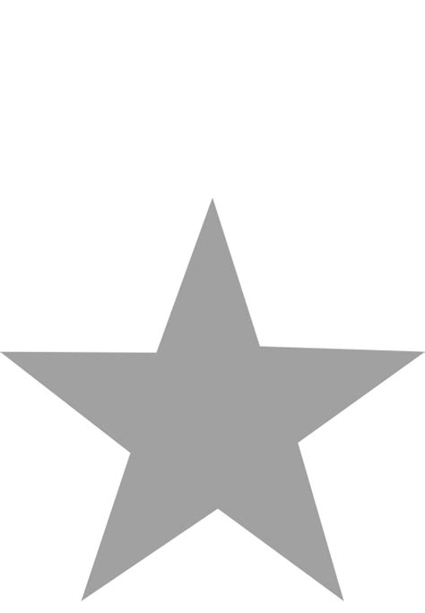 silver stars file new bullet silverstar svg wikimedia commons