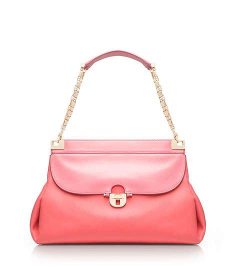 Burch Original Satchel Blush Burch Satchel burch simon top handle satchel in pink strawberry mermaid blush lyst
