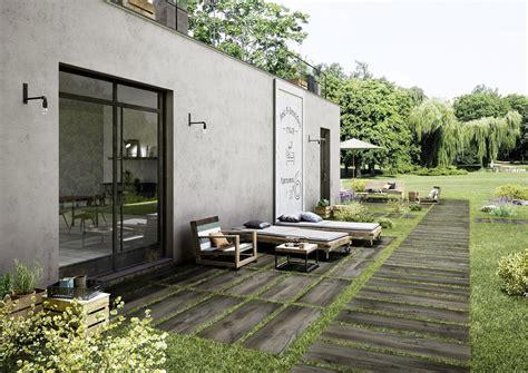 piastrelle giardino pavimenti per giardini gres da esterno marazzi