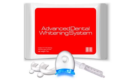 teeth whitening kit with led light advanced teeth whitening kit with led light and trays