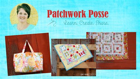 Patchwork Posse - patchwork posse channel
