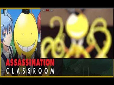 Assasination Classroom S1 cheese24 blind commentary assassination classroom s1 e1