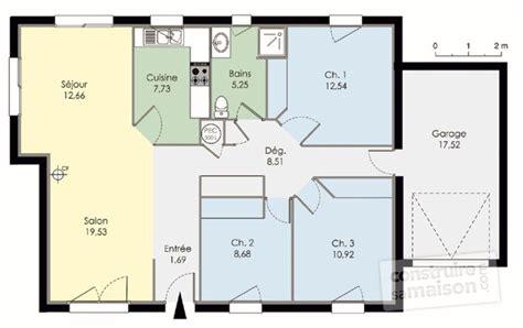 am駭ager un garage en chambre maison premier prix d 233 du plan de maison premier