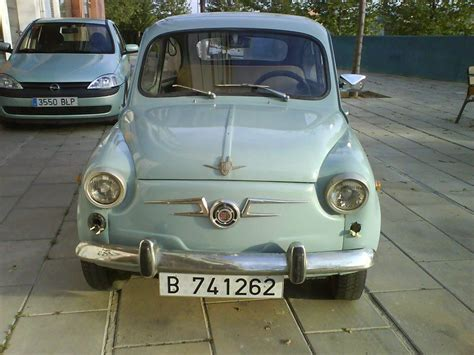 1968 seat 600 d for sale classic car ad from