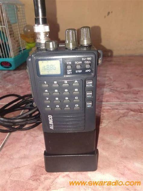 Bp99 Icom Batre For V68 dijual alinco dj180 vhf fisik mulus tx rx normal batre