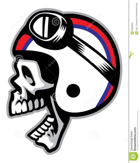 motocross style helmet wearing skull motorcycle helmet www pixshark com