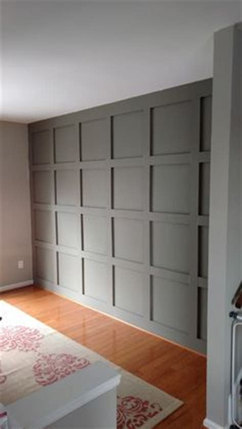 Square Wainscoting Panels How To Install Board And Batten Wainscoting White Painted