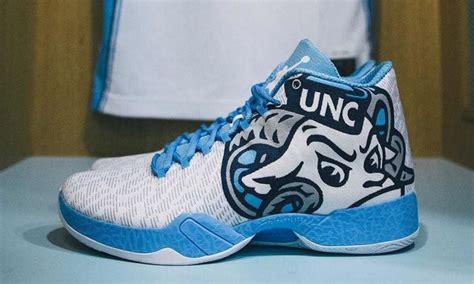 tar heels basketball shoes carolina unveils slick new air shoes for