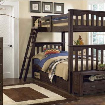 Colorado Stairway Bunk Bed Jefferson Stairway Bunk From Totally
