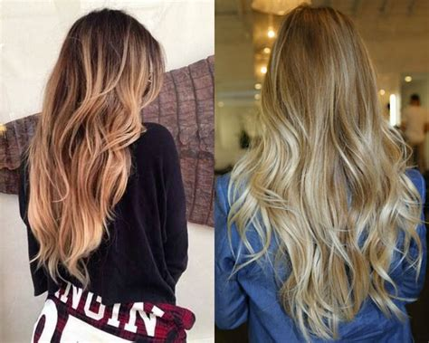2017 trend colors 7 hottest hair color trends 2017 summer hairdrome com