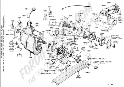 Ford Truck Technical Drawings And Schematics Section G