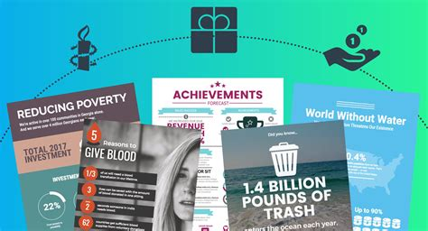 5 Must Have Nonprofit Infographic Templates To Supercharge Your Caigns Nonprofit Infographic Template