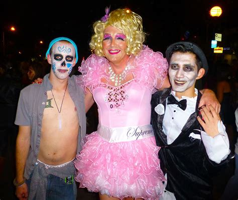 men in drag for halloween why every man should dress in drag at least once huffpost
