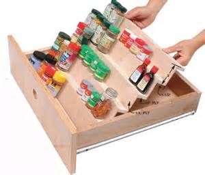 Spice Rack In A Drawer by Cupboard Spice Rack Plans Free Rocking Chair Plans Wooden