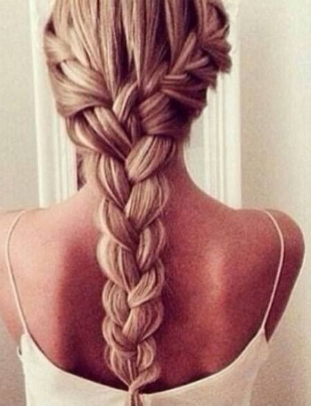 One Braid Hairstyle by 20 Different Braid Hairstyles