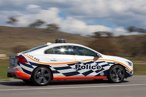 volvo  polestar australian federal police car photo gallery autoblog