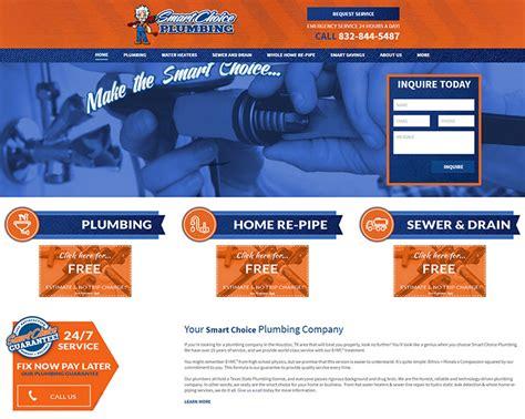 Smart Plumbing by 100 Plumbing Websites For Design Inspiration