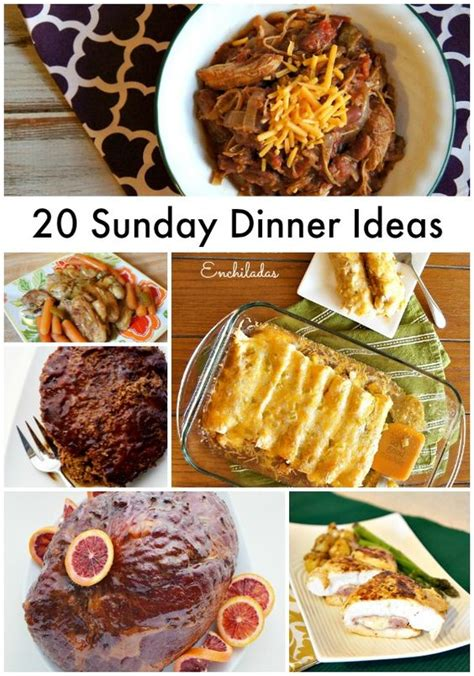 easy sunday dinner the o jays and sunday dinner recipes on pinterest