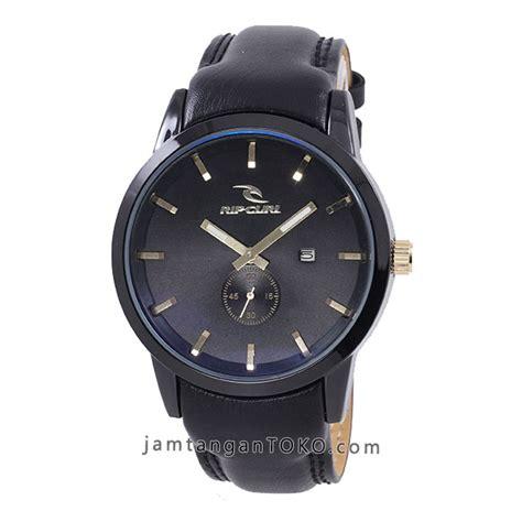 Rp001 Jam Tangan Ripcurl Detroit harga sarap jam tangan rip curl detroit kulit hitam chrono