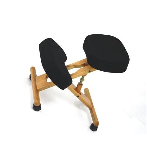 Knee Chairs by Betterposture Classic Wooden Kneeling Chair Sports